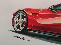【马克】Ferrari  F12 berLinetta  2013