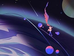 沉默星球-當你看到這些畫,你想起了什么?