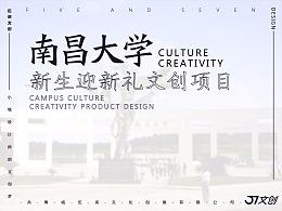 南昌大学2018年迎新文创产品