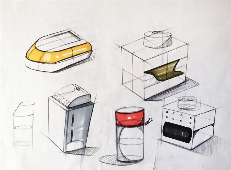 工业设计 手绘