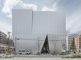 建筑摄影-北斋美术馆