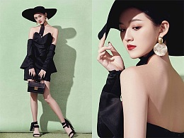 摩登女郎-商业人像摄影-时尚人像
