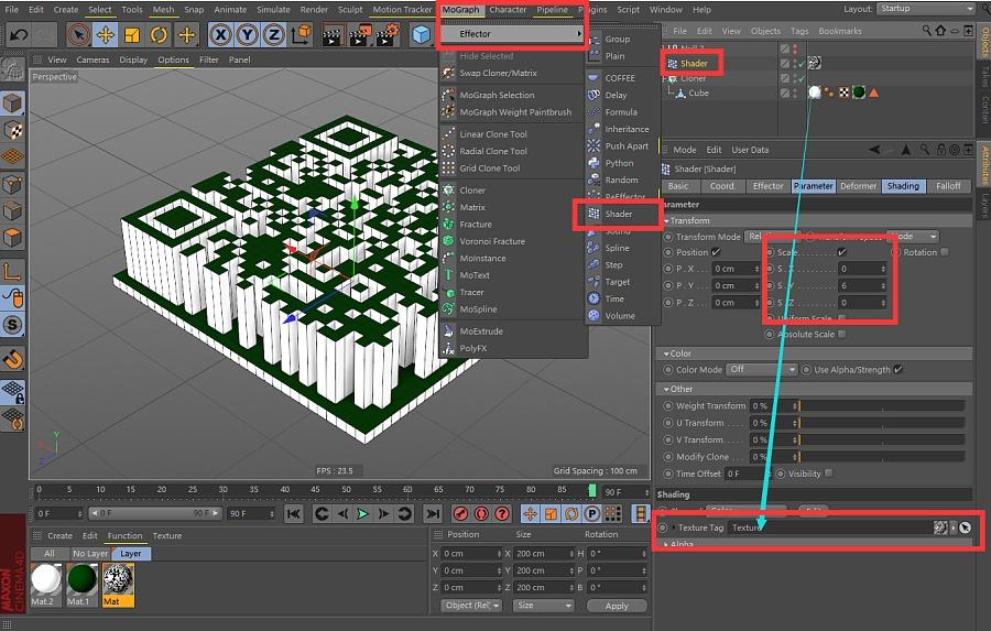 查看《使用C4D制作富有个性的立体场景二维码》原图,原图尺寸:1342x855