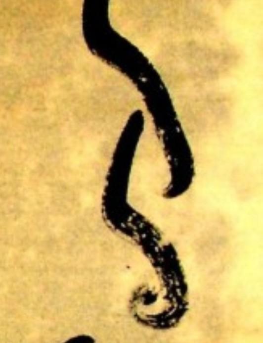 鸟鸣山更幽 空间象形字尤画意 H Mark韩兹设计Dc.草逸社出品视觉系的纯手书墨象运动图片