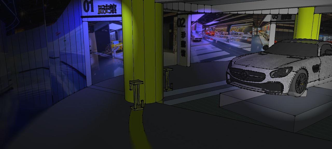 su汽车展厅