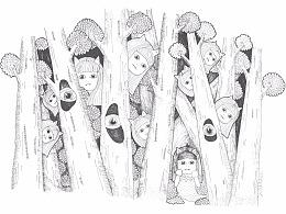 森林小精灵