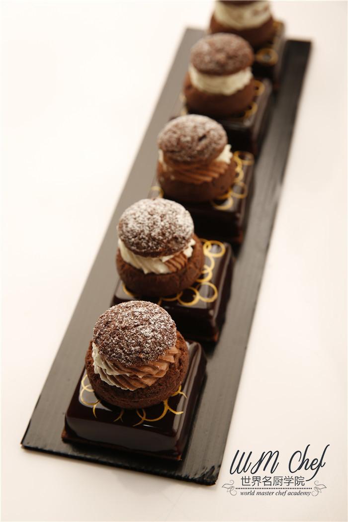 法式甜点作品图片