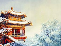 北京在这些人的心中是无比神圣的, 于我也是。