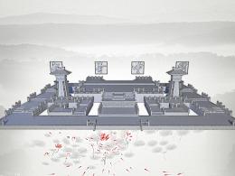 2015北京卫视 书香中国启动水舞台