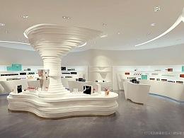 0708品牌跨界作品GLS美颜体验中心品牌整合设计