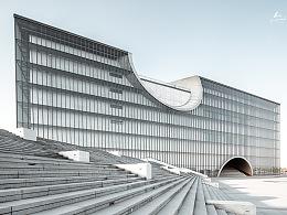 「建筑摄影」上海保利大剧院