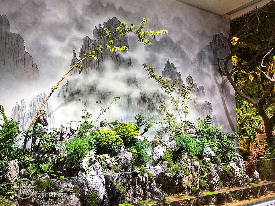 [景觀]回歸自然 其他 墻繪/立體畫 含水石 - 原創作品