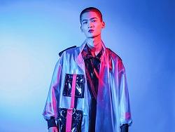 毕业设计-《紫雨夜行》系列服装设计