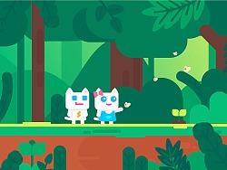 《超级幻影猫-2》游戏宣传片