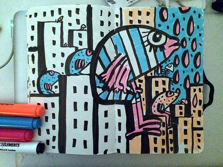 查看《吉祥物语的插画日记(三十一)手绘的是最好的,不信》原图,原图尺寸:1136x852
