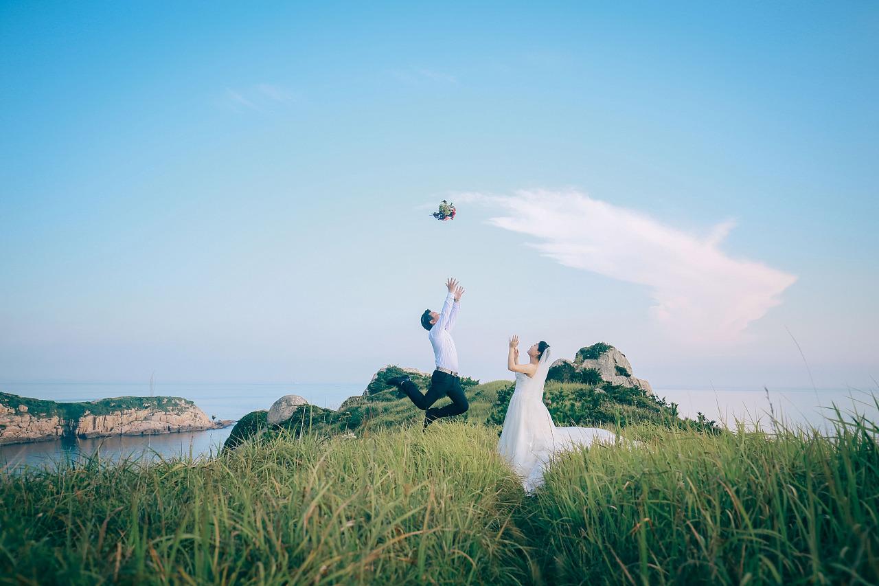 后会无期--东极岛旅拍婚纱