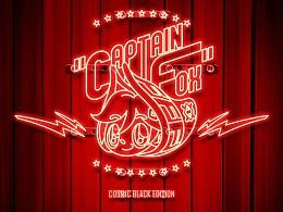 CAPTAIN FOX COSMIC BLACK EDITION