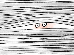 漫画 /  没有突然不爱你的人,只是你突然才知道