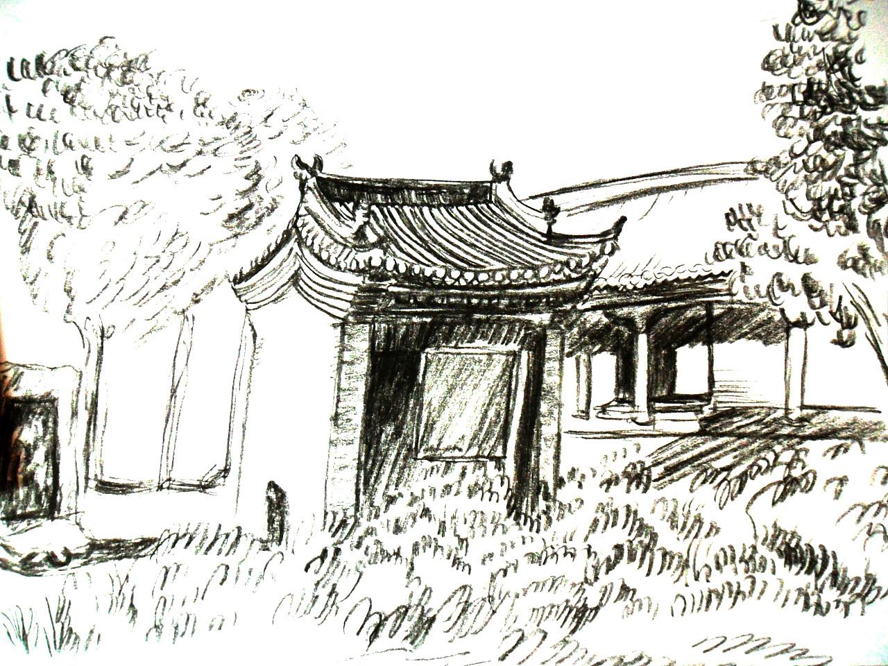 采风-山西-平遥古城图片