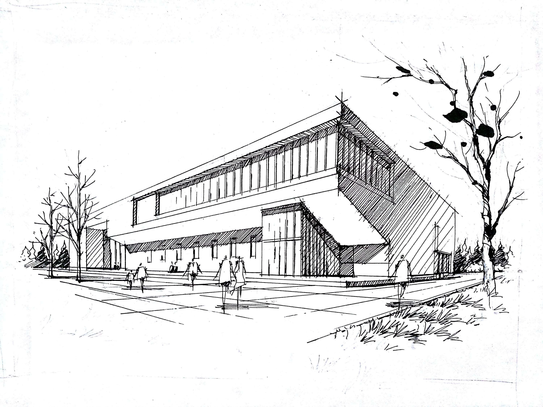 建筑手绘|空间|建筑设计|调色板22 - 原创作品 - 站酷