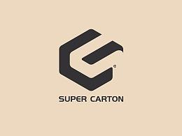 包装印刷-SUPER carton-LOGO
