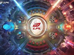 《腾讯电竞-LPL》-英雄联盟主题