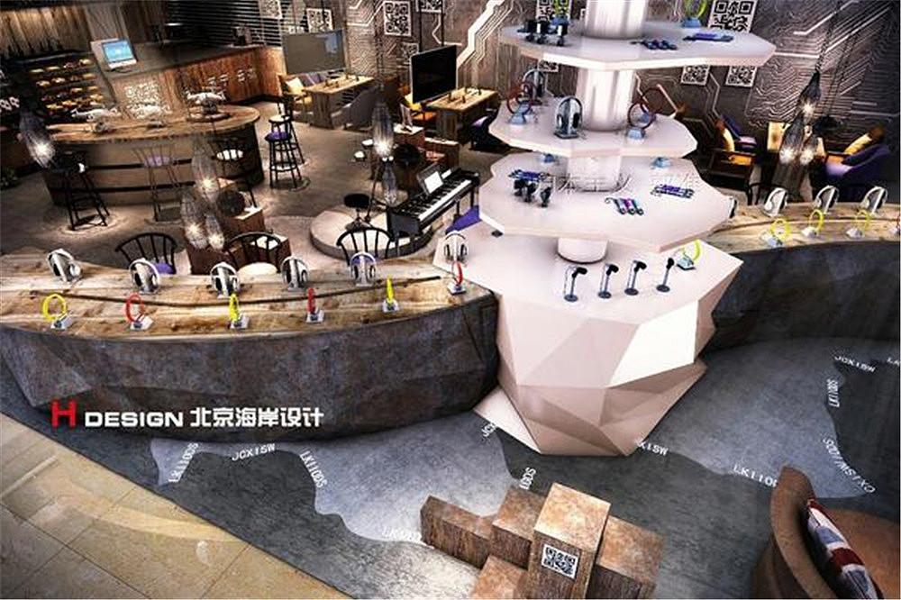 北京苏宁.云咖咖啡屋设计园区案例观光农业设计图平面图图片