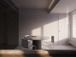 GHB空间设计丨 住宅概念 丨尽 染