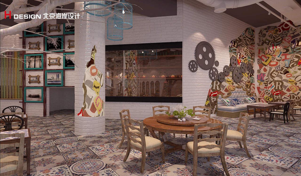 归本主义设计作品-沈阳风尚剪刀布案例公式设计餐饮石头设计变压器图片