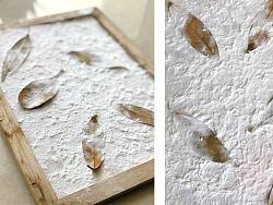 手工纸 handmade paper with texture