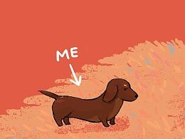 情人节快乐-来自单身狗的祝福