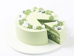 白底图 小程序商城蛋糕甜品图片拍摄