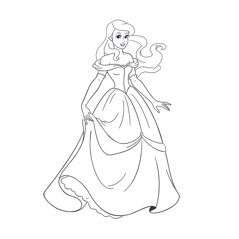 迪士尼公主