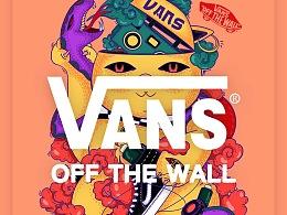 #VANS艺术家#不死招财
