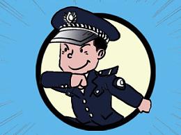这,就是南阳警察!