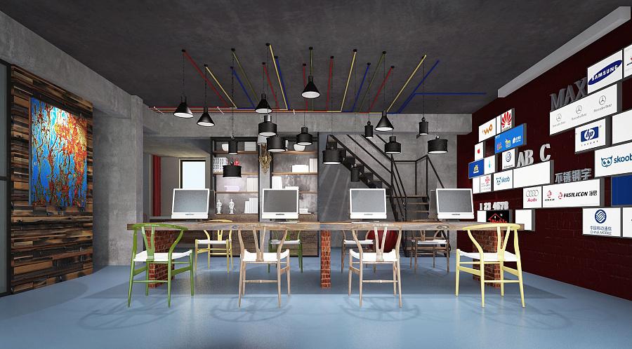 创意工作室装修设计家族-成都工作室装修设计系谱绘制是从案例中图片