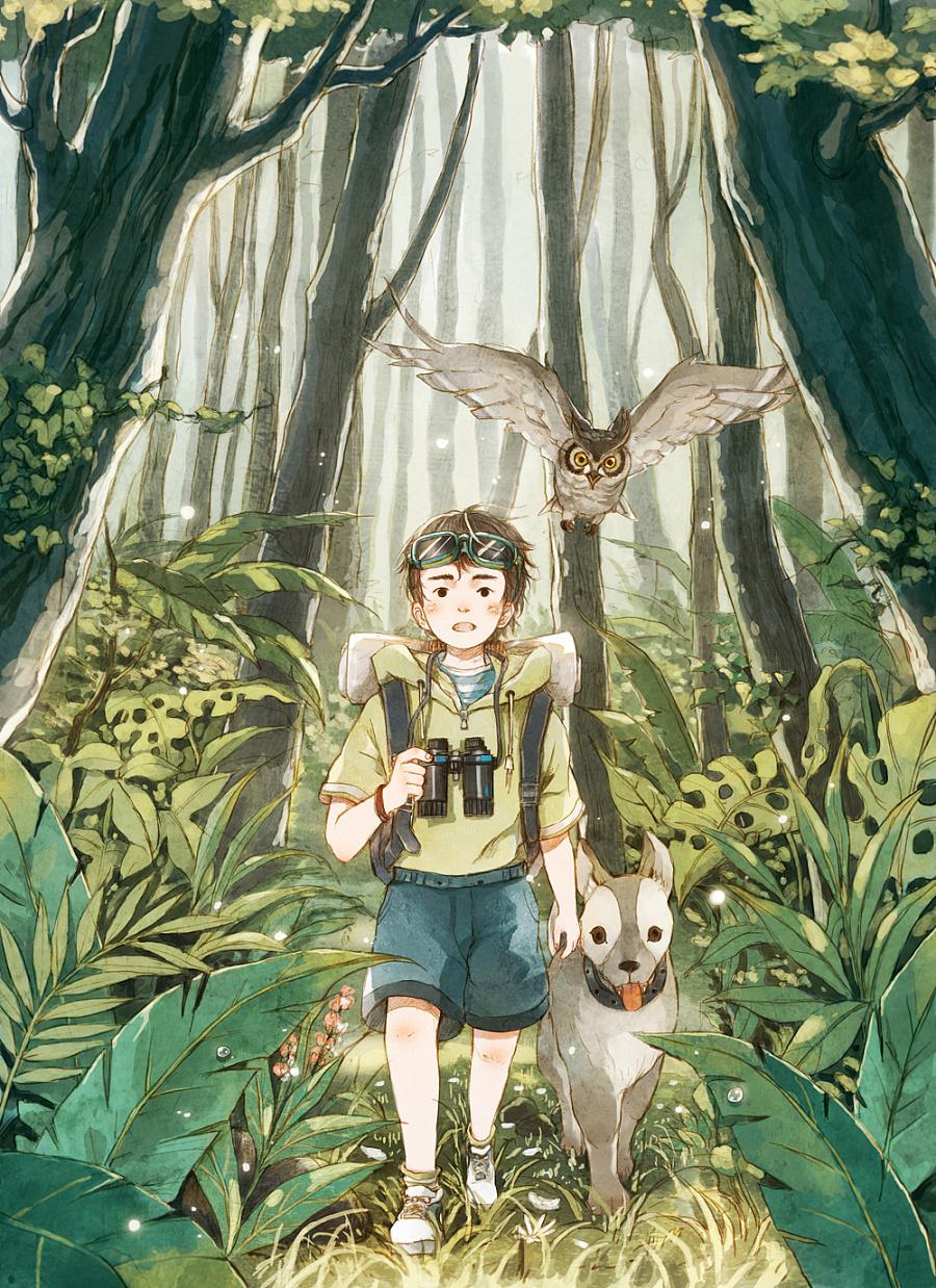 查看《儿童杂志封面》原图,原图尺寸:1000x1376