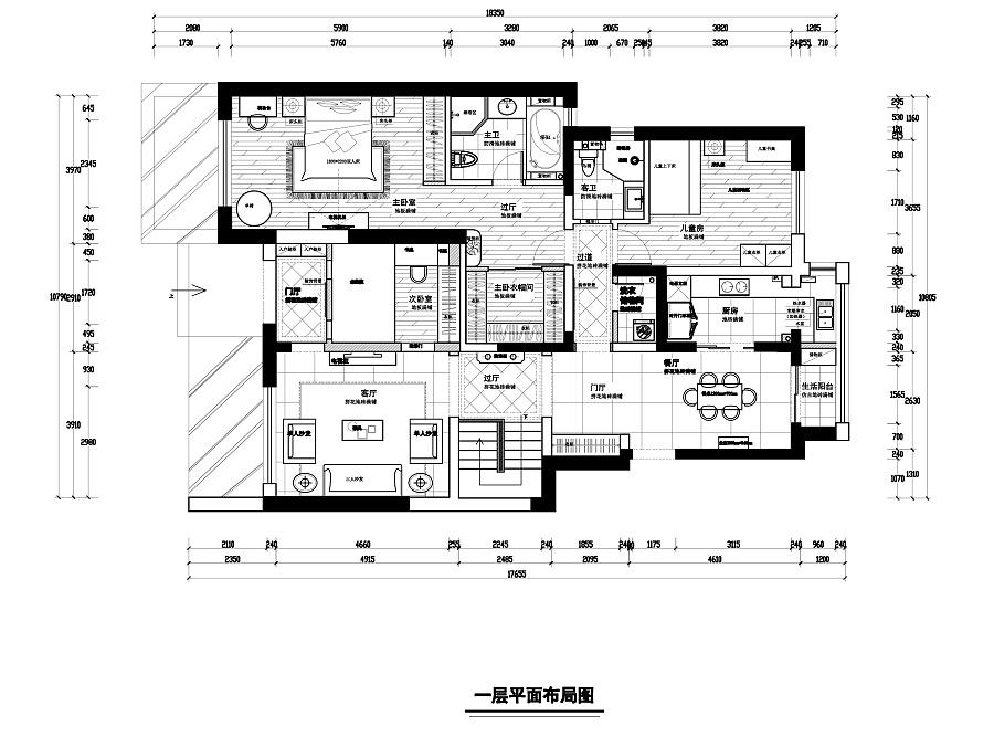 站酷新人报到 本案地理位置在青岛市市北区浮山后香山美墅,进