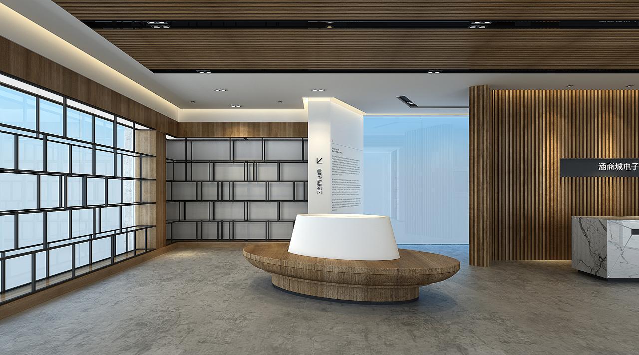 矩阵|空间|展示设计 |tsinghuasu - 原创作品 - 站酷
