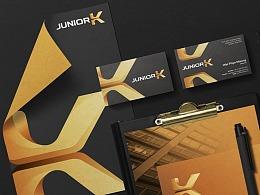Junior K Branding design