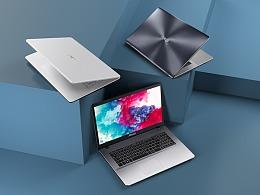 华硕 ASUS Vivobook X705 工业设计