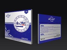 锯片-包装盒-青花瓷