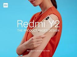 小米-红米Y2(印度版)产品站项目设计