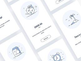空白页设计