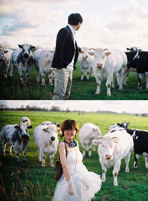 π计划|摄影师如何为自己拍摄婚纱照
