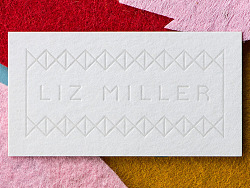 Liz Miller: Unify with Texture