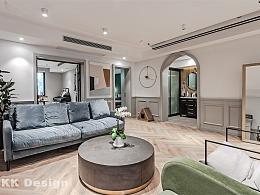纯粹而干净,清新而质感,端庄而雅致的北欧风温馨住宅