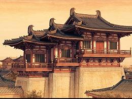 唐 长安城