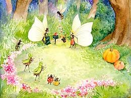 童话集部分插图