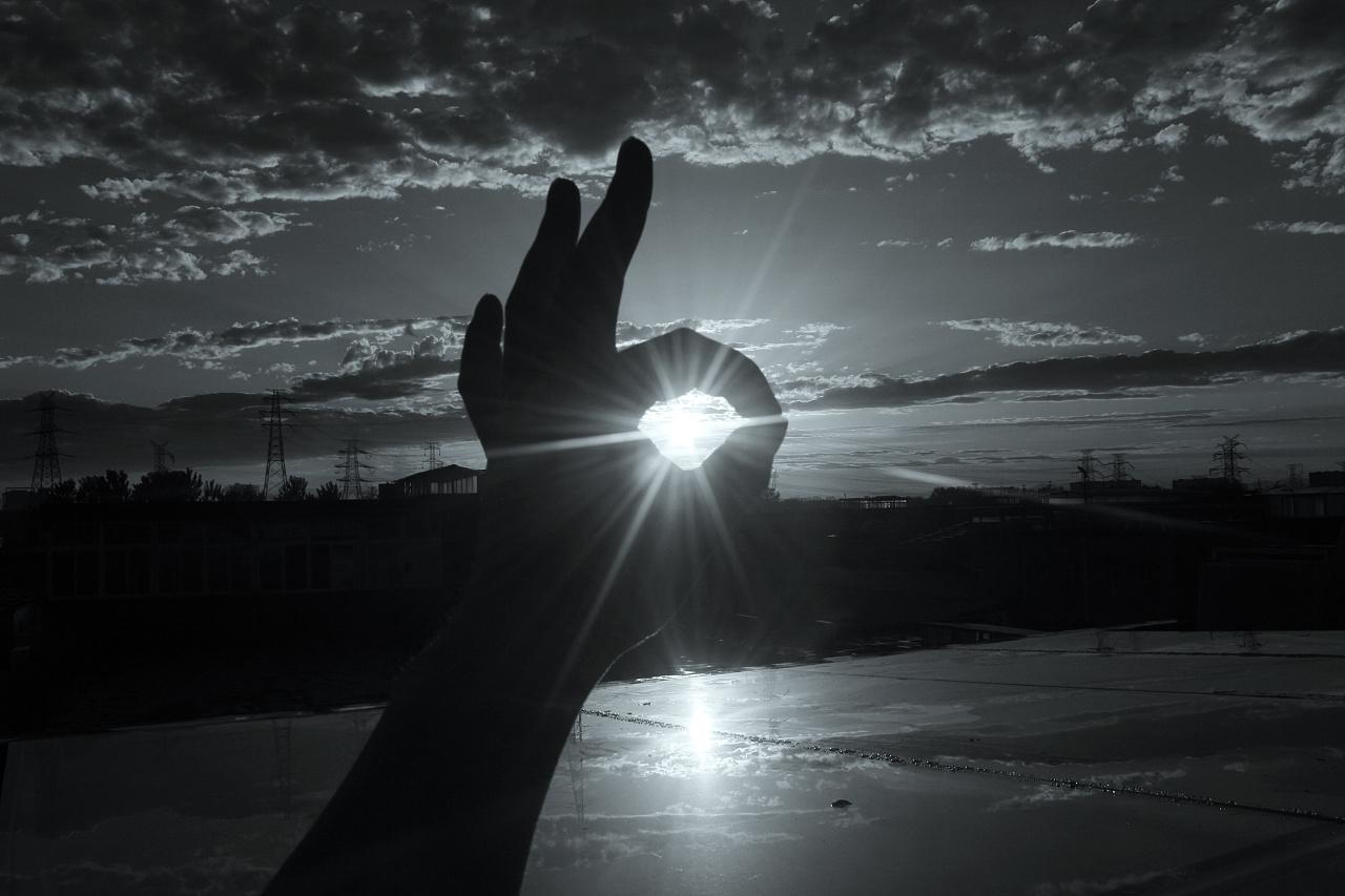 黑白摄影 风光摄影 时间记忆 北漂摄影纪实图片